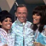 Frank Sinatra e 5th Dimension na TV em 1968