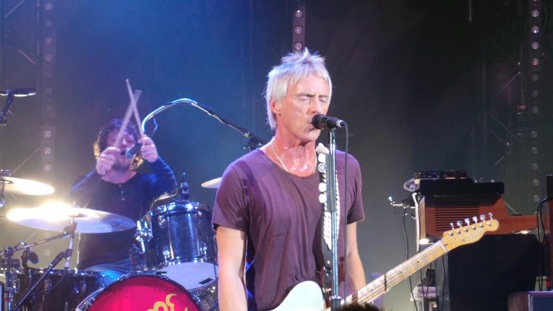 Aquela vez em que Paul Weller convidou Paul McCartney (por carta!) para tocar Beatles com ele