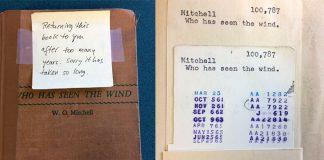 Um sujeito atrasa 52 anos para devolver livro à biblioteca