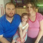 Post anunciando nascimento de filho e morte de esposa vira viral