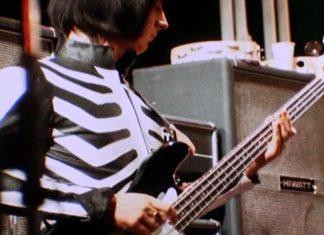 Dez + 1 clássicos de John Entwistle no The Who