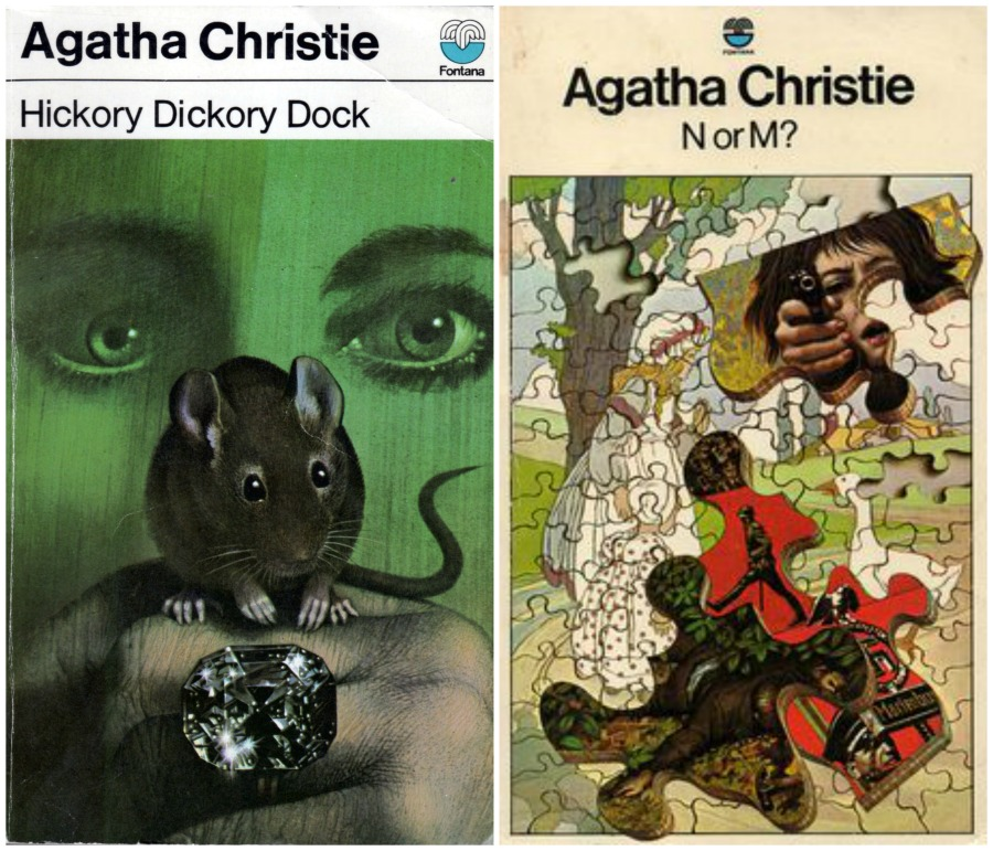 Agatha Christie e Lou Reed no mundo surrealista de Tom Adams