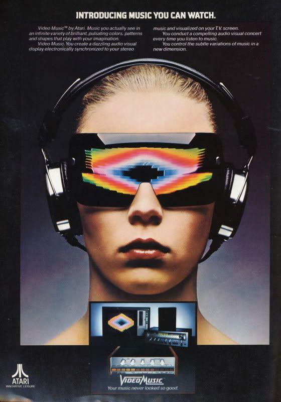 Lembra do Atari Video Music?