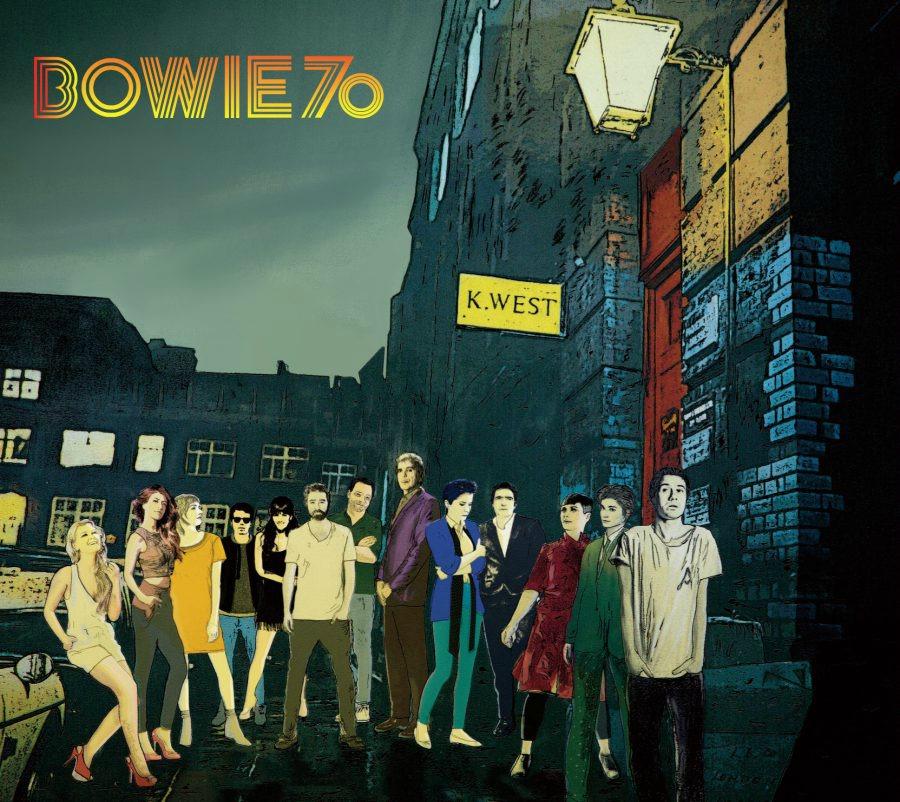 Um tributo português a David Bowie