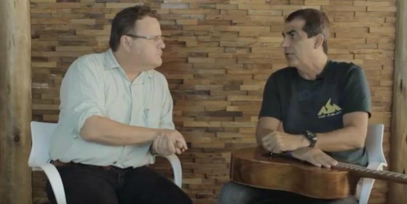 No talk show de Geddel Vieira Lima, Durval Lelys