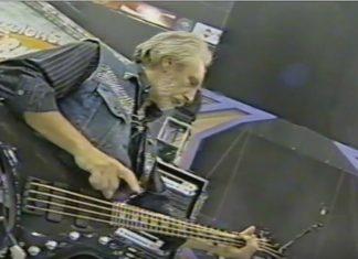 Confira John Entwistle ensaiando com The Who em 1999!