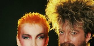 Podcast: Eurythmics (foto) e Nirvana no novo INVISÍVEL