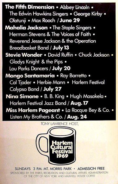 Harlem Cultural Festival