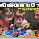 Hüsker Dü, conforme anunciado no rádio e na TV