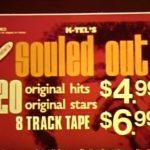 Três comerciais cheios de soul da K-Tel