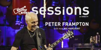 De fazer chorar: Peter Frampton toca Black Hole Sun do Soundgarden