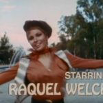 Raquel Welch no especial de TV