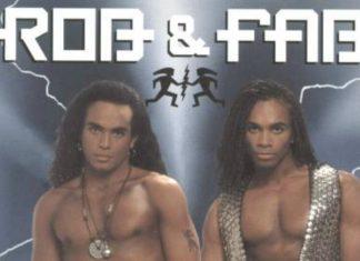 """""""Rob & Fab"""": o Milli Vanilli solta a voz (!) em 1993"""