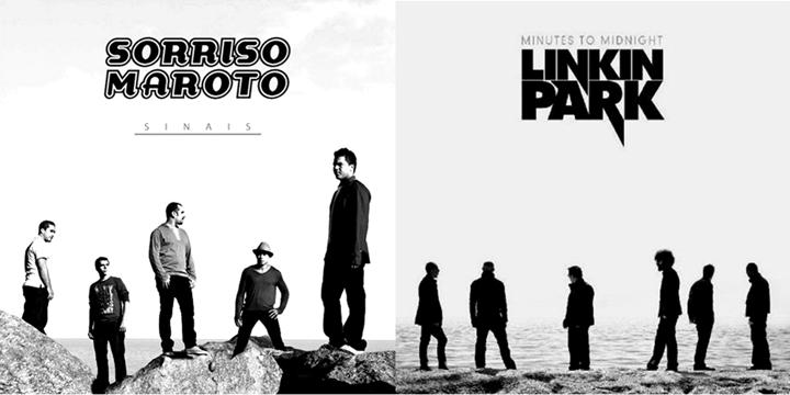 Matheus & Kauan fãs de Linkin Park - Sorriso Maroto também