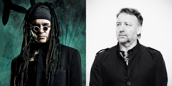 Ministry e Peter Hook releem Captain Beyond