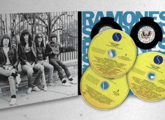 """Relançamentos - Ramones, """"Leave home"""""""