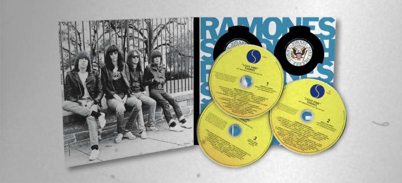 Relançamentos - Ramones,