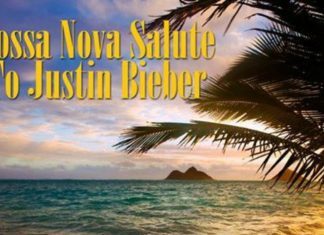 Justin Bieber em ritmo de bossa nova