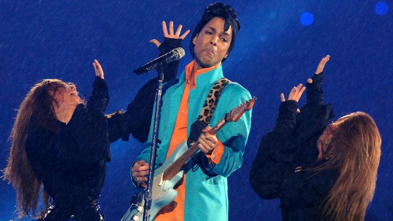 E a cor preferida de Prince era laranja, não púrpura