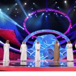 Prince Of Poets - Um The voice de poetas, na Abu Dhabi TV