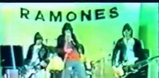 Ramones: ao vivo em 1975 no loft de Arturo Vega