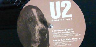 Negativland: essa banda REALMENTE gosta de encrenca - selo do disco U2