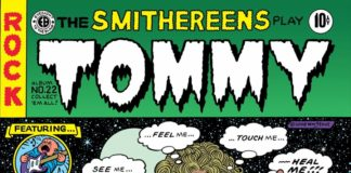 "Smithereens canta ""Tommy"", do The Who"