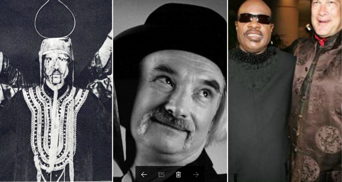 Podcast: Arthur Brown, Holger Czukay, Steven Seagal e Stevie Wonder no INVISÍVEL