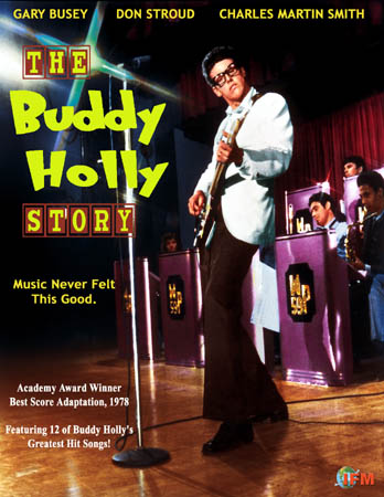 "Jogaram ""The story of Buddy Holly"" no YouTube"