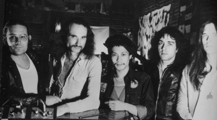 Can ao vivo em 1970, na Alemanha