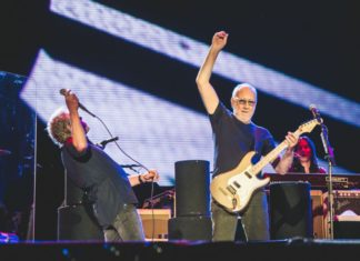 The Who no Rock In Rio