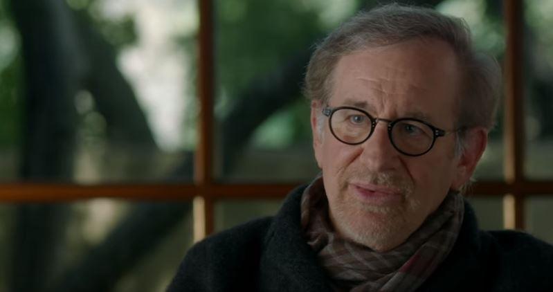 Tem documentário sobre Steven Spielberg vindo aí