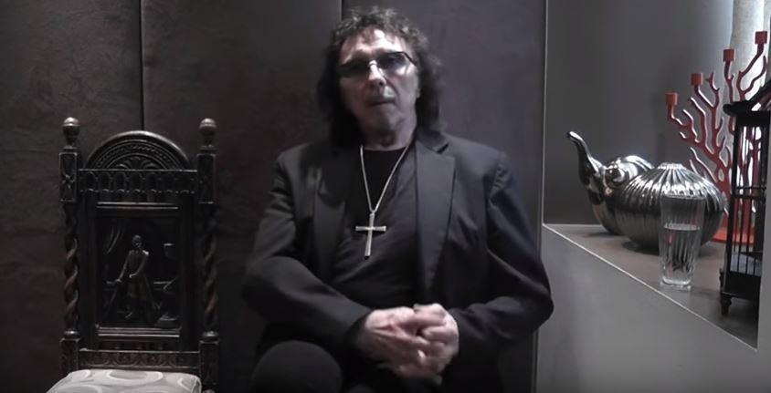 Tony Iommi: nem parece que o Black Sabbath acabou
