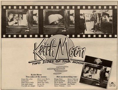 Keith Moon solo