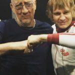 Zak Starkey e Pete Townshend