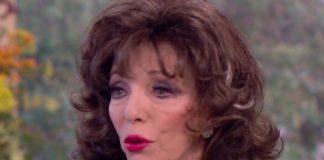 """Joan Collins: """"Fui avisada por Marilyn Monroe para ter cuidado com os lobos de Hollywood"""""""