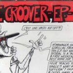 Quadrinho do Th' Lone Groover, escrito por Tony Benyon