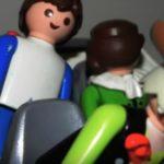Kennedy Playmobil