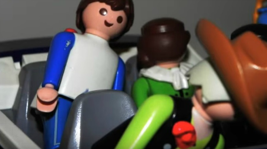 Kennedy Playmobil
