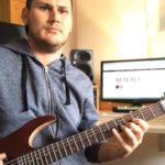 Guitarrista tocou riff de música do Metallica durante duas horas