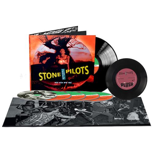 Core, disco dos Stone Temple Pilots, em edição de luxo
