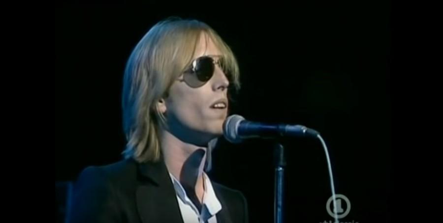 Tom Petty em 1978