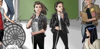 Tegan and Sara na revista dos Archies