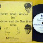 Beatles: mensagens de Natal são lançadas numa caixa