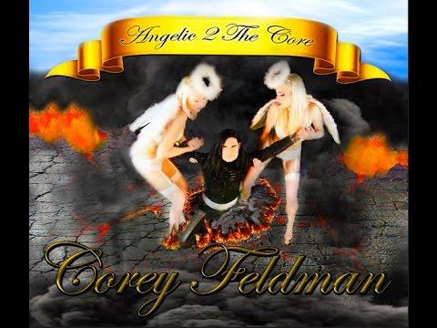 Capa de Angelic 2 the core, de Corey Feldman