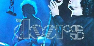 Capa de Absolutely live, dos Doors