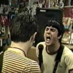 Barulho! Locust na Zed Records em 1995