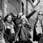 """""""Garotas atípicas"""" do rock, em novo livro (na foto: Lunachicks)"""