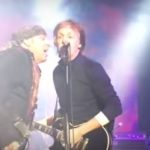 Paul McCartney e Steven Van Zandt