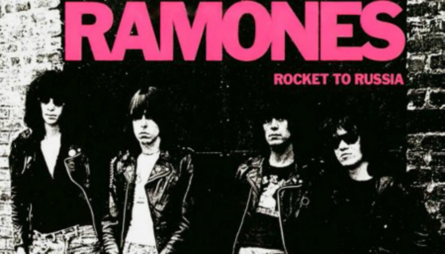 Rocket to Russia, terceiro disco dos Ramones